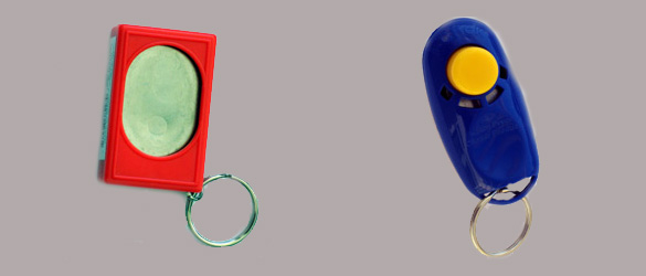 Clickers for Clicker Training